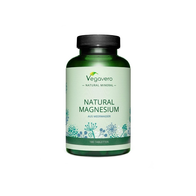 Natural Magneziu 300 mg 180 Tablete, pret, prospect, doze, efecte, beneficii, pareri