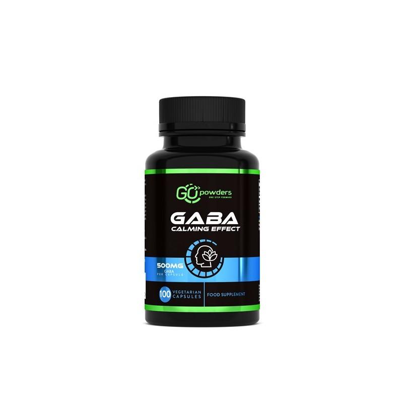 Gaba Calming Effect 500 mg 100 Capsule