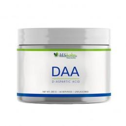 DAA, D-Aspartic Acid pulbere 200 grame, pudra d-aspartic