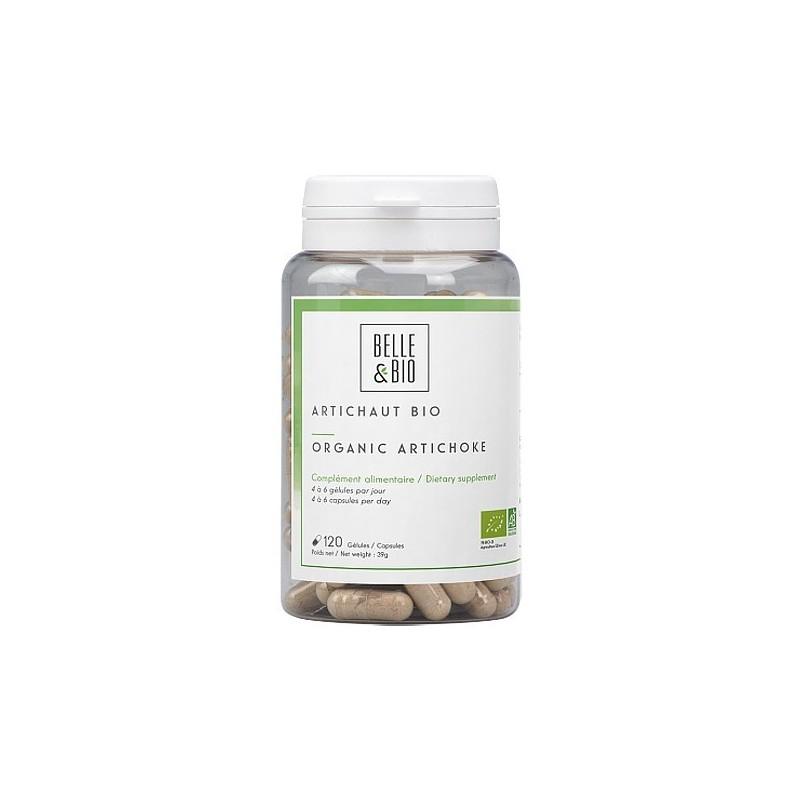 Anghinare Organic, Artichoke Bio 120 Capsule