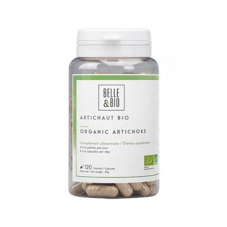 Belle&Bio Anghinare Bio, Artichoke Bio 120 Capsule