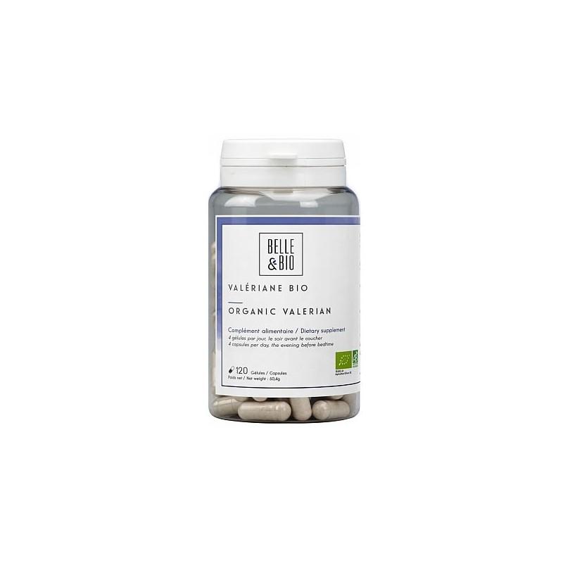 Valeriana Bio 120 Capsule, pret, prospect, beneficii, indicatii, efecte, administrare