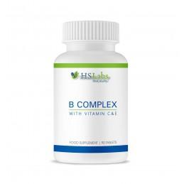 Vitamin B Complex 90 Tablete