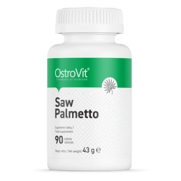 Saw Palmetto Extract 90 Tablete, tratament prostata naturist, tratament adenom prostata alternativ