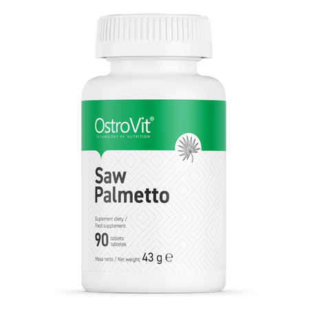 Saw Palmetto Extract 90 Tablete