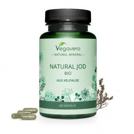Vegavero Iod Organic Natural 180 capsule