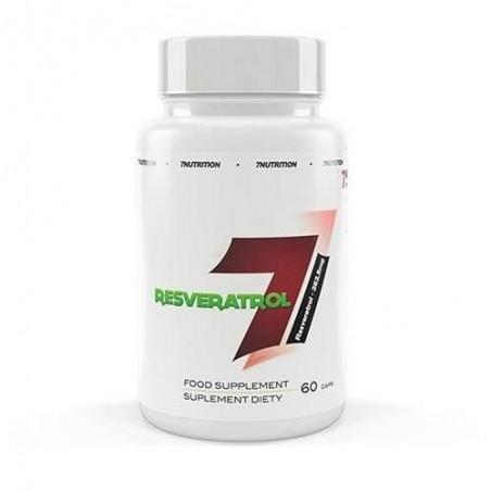 7 Nutrition Resveratrol 262.5mg 60 Capsule