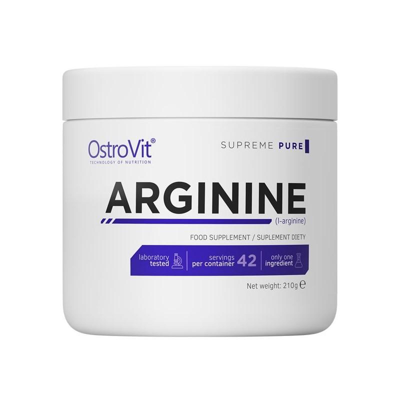 Supreme Pure Arginine 210 grame