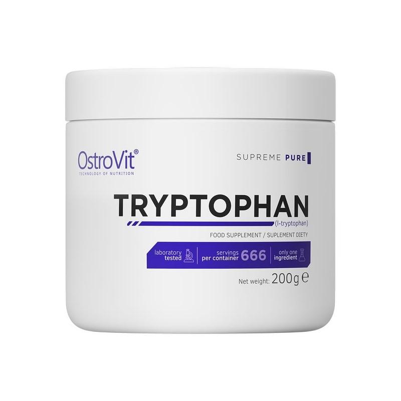 Supreme Pure L-Triptofan pulbere 200 grame
