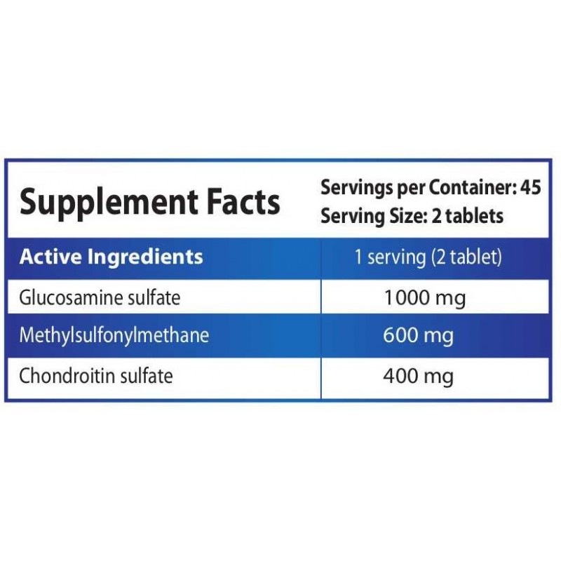 recenzii de glucozamină lichidă cu condroitină)