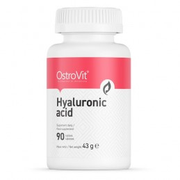 Acid Hialuronic, Hyaluronic Acid 90 Tablete