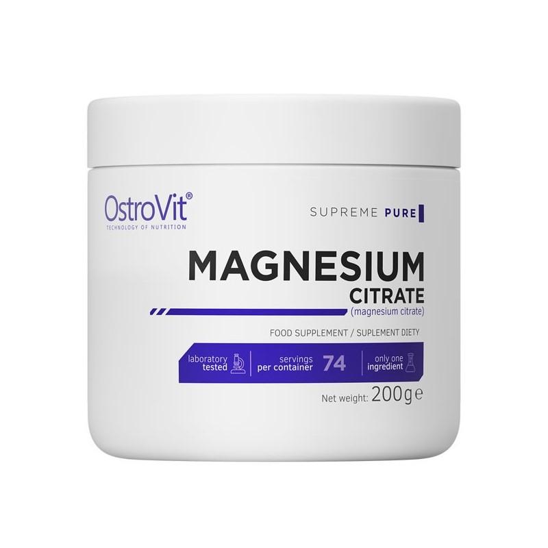Supreme Pure Magnesium Citrate 200 grame