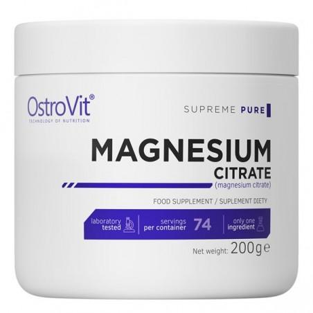 OstroVit Supreme Pure Magnesium Citrate 200 grame
