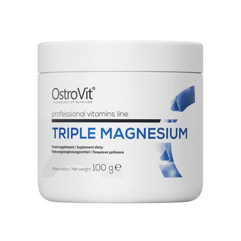 Triple Magnesium pudra 100 grame