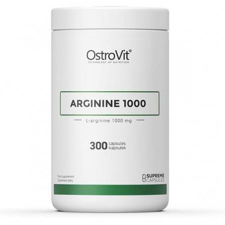 Supreme Capsules Arginine 1000 mg 300 Capsule