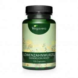 Dandelion Root Extract (Papadie) 120 Capsule, beneficii, pret, prospect, efecte
