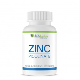 Zinc Picolinat 15 mg 150 Tablete