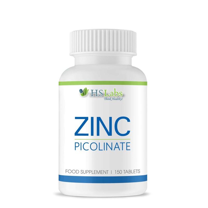 Zinc Picolinat 15 mg 150 Tablete