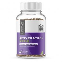 Resveratrol trans VEGE 60 Capsule