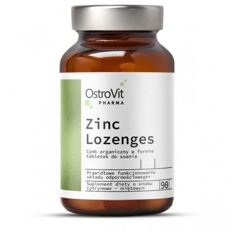 OstroVit Zinc Lozenges 90 Tablete