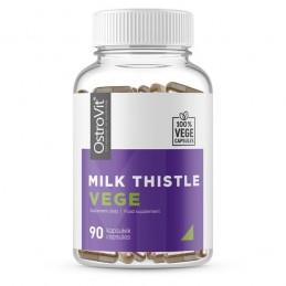 Armurariu VEGE 90 Capsule, Milk Thistle, prospect, beneficii, efecte, pret