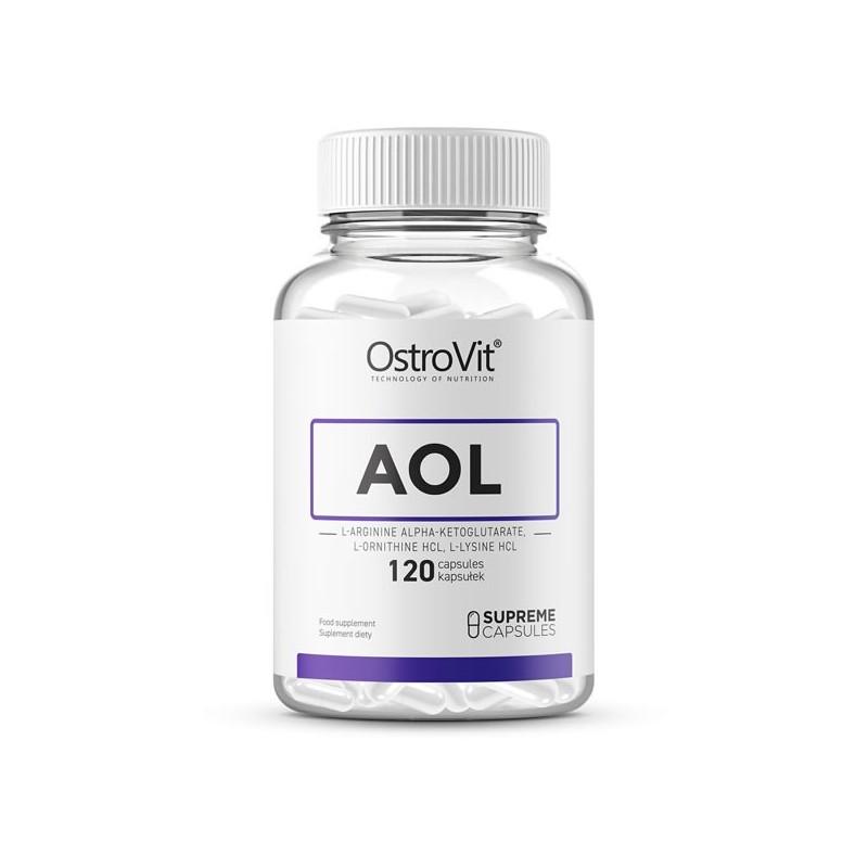 Supreme AOL 120 Capsule, pret, prospect, beneficii, efecte