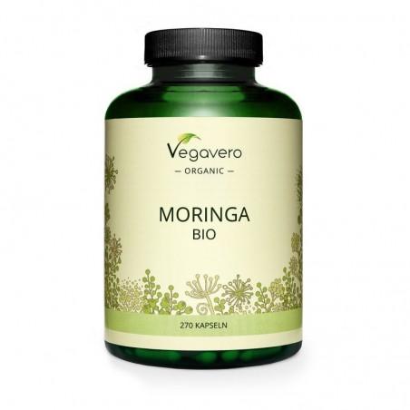 Vegavero Moringa Oleifera Organic 270 capsule