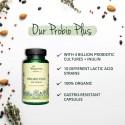 Probiotics Organic 90 Capsule