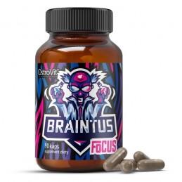 Braintus Focus 90 Capsule, efecte, pret, beneficii, prospect, pareri, doze