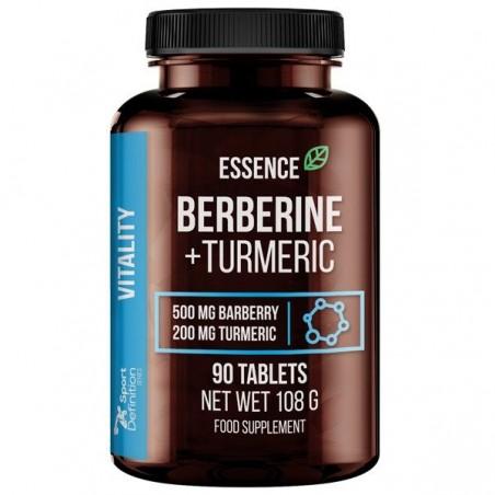 Essence Nutrition Berberine + Turmeric - 90 Tablete