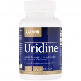 Uridina, Uridine 250 mg 60 capsule, prospect, pret, efecte, beneficii, doze, contraindicatii