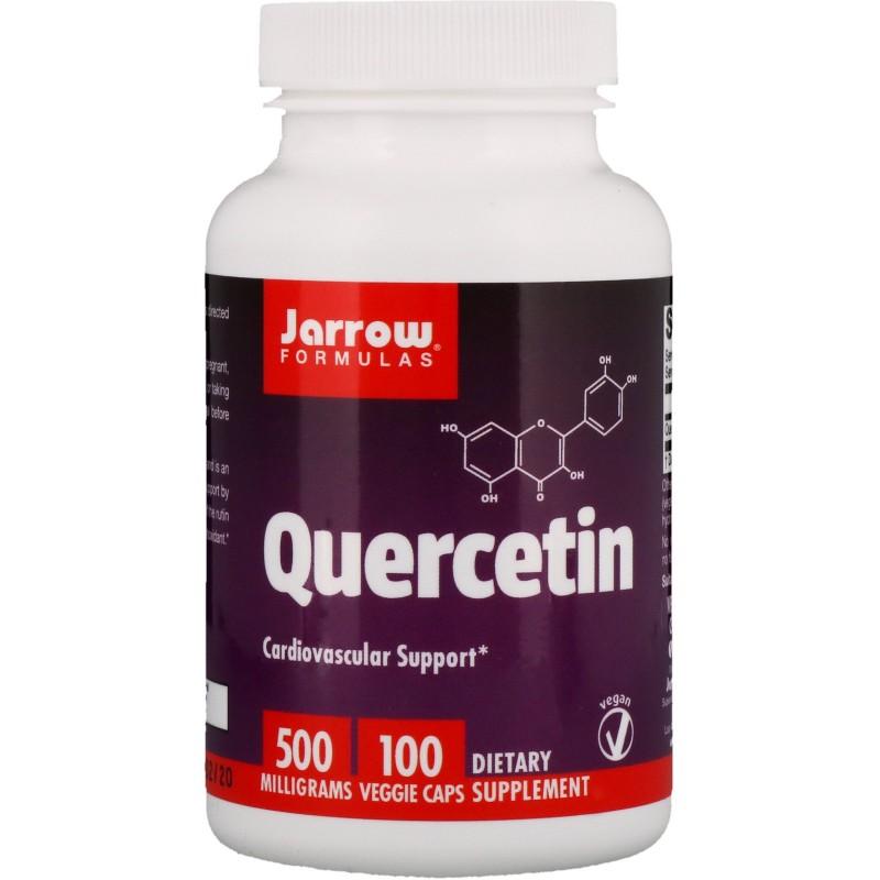 Jarrow Quercetin, 500 mg - 100 Capsule