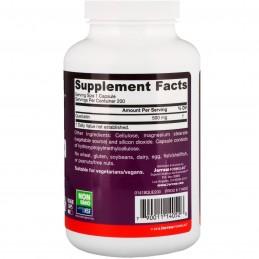 Quercetin, 500 mg - 100 Capsule, pareri, indicatii, beneficii, pret, doze, efecte, prospect