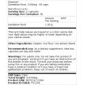 Dandelion Root (Papadie) 515 mg - 60 Capsule