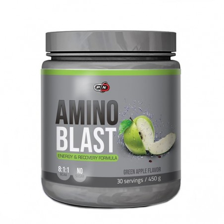 Pure Nutrition USA Amino Blast (BCAA 8:1:1) - 450 grame