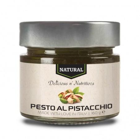 Delicious Natural pesto al pistacchio - 160 grame