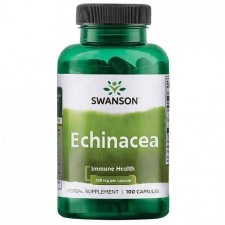 Swanson Echinacea 400 mg - 100 Capsule