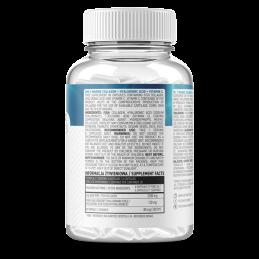 OstroVit Marine Collagen cu Hyaluronic Acid cu Vitamina C 120 Capsule