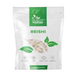 Raw Powders Reishi 700mg 120 Capsule