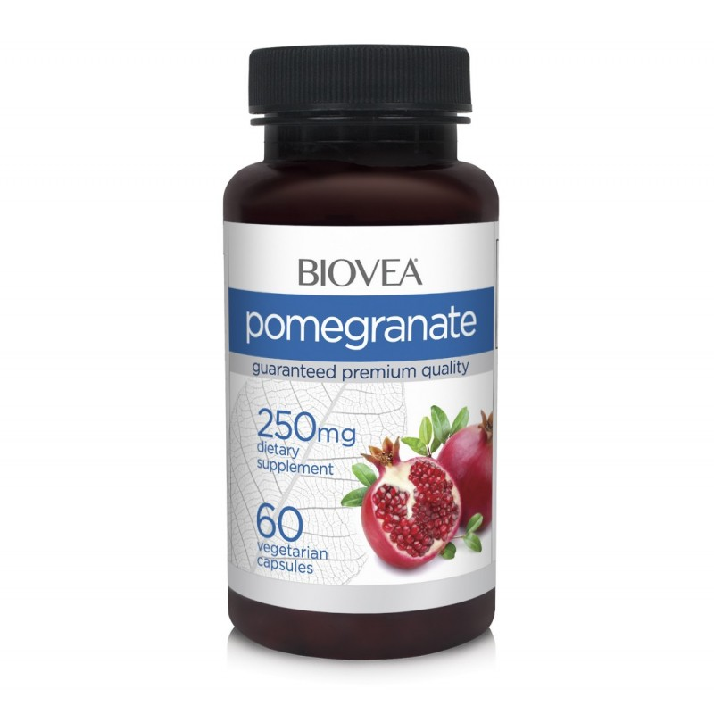 Pomegranate (Rodie) 250 Mg 60 capsule