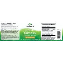 DIM Complex (Diindolilmetan) 100 mg 30 Capsule, Diindolylmethane