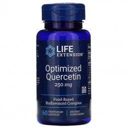 Life Extension Optimized Quercetin, 250mg, 60 Capsule