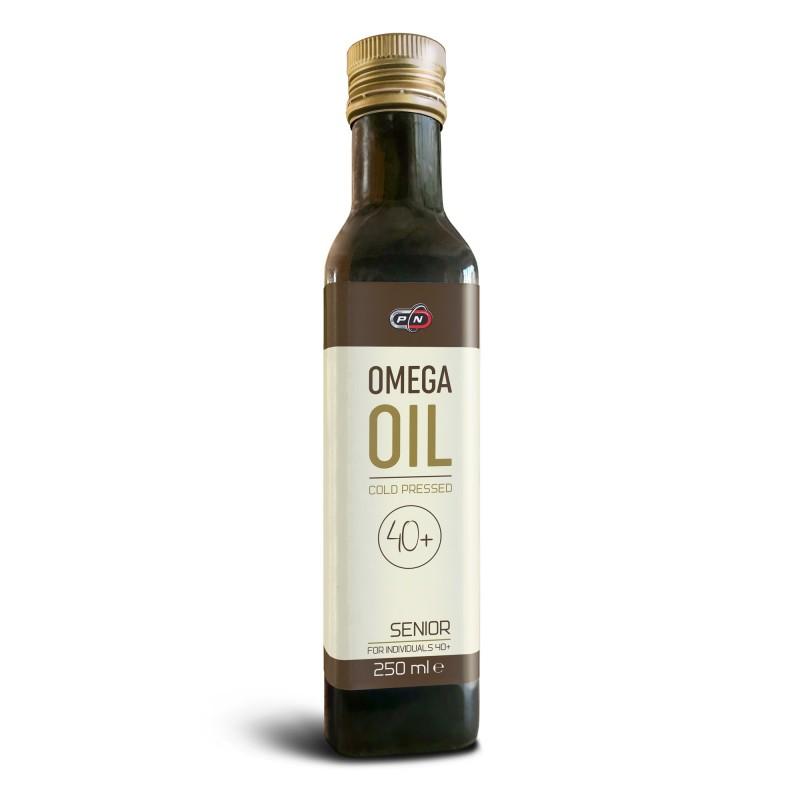 Pure Nutrition USA - Omega Oil Senior ( 40 + ) 250 ml