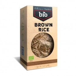 Delicious BIO orez brun - 500 grame
