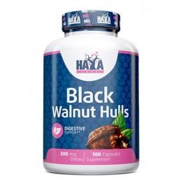 Haya Labs Coaja de nuc neagru 50mg 100 Capsule, Black Walnut