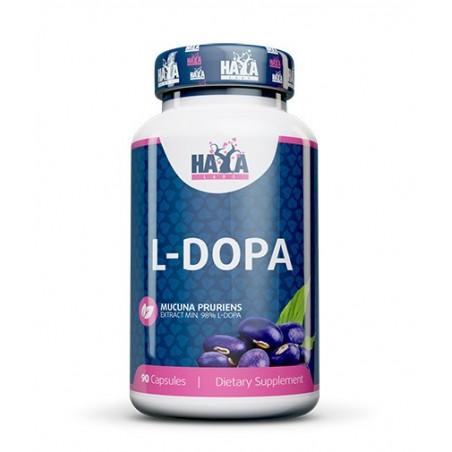 Haya Labs L-DOPA Mucuna Pruriens Extract 90 Capsule