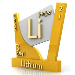 Oemine Lithium Orotate - Litiu Orotat 4 mg 60 capsule, depresie, anxietate, stres Beneficii Orotat de Litiu: sustine functionare