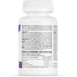 OstroVit Biotin Plus 100 Tablete