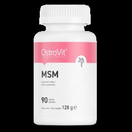 OstroVit MSM 90 tabs (Metilsulfonilmetan)