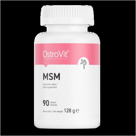 OstroVit MSM 90 Tablete